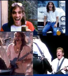Glenn Frey- That Mouth.. Some things never change. Love him.