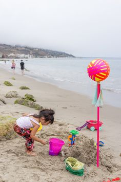 Beach Marker DIY
