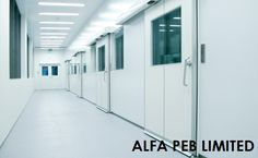 Alfa Clean room doors are extremely durable and are available in different models for Clean room, hospitals, and other special purposes.