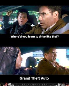 Will Ferrell GTA
