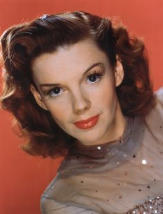 There really was nobody like Judy Garland.  She could do anything!
