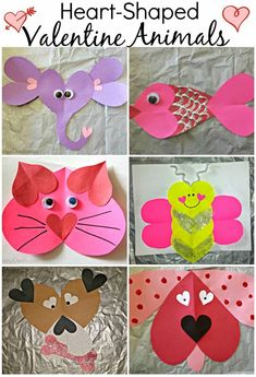 One Fabulous Mom: Top Five Valentines Day Crafts For Kids!
