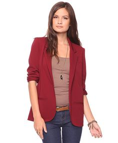 I like this jacket for fall