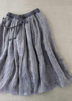 라르니에 정원 LARNIE Vintage&Zakka Korea Fashion, Gypsy Style, Tie Dye Skirt, What To Wear, Summer Outfits, Street Style, Style Inspiration, Couture, Boho