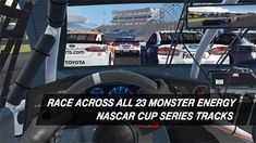 Download Game NASCAR Heat Mobile Apk + Mod Money + Data for Android From Gretongan in