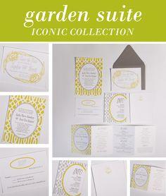 Garden Suite - Southern Fete Creative's 2011 Collection