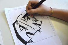 ART graffiti style