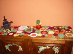 Un tapete original y colorido