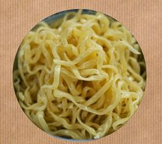 Indonesian Medan Food: Membuat Ifumie Kenyal Tanpa Additive ( Making Ifu . Homemade Egg Noodles, Homemade Pasta, Snack Recipes, Cooking Recipes, Cooking Tips, Asian Recipes, Ethnic Recipes, Tasty, Yummy Food
