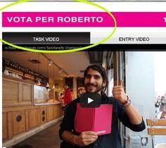 Il sogno di Zampino, ambasciatore della Sicilia con le sue foto - http://www.lavika.it/2014/01/vota-roberto-zampino/