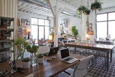 Nadia Geller's Downtown Design Studio