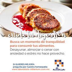 Para cuidar tu salud debes respetar tu hora de comida tanto el horario como las condiciones en las que tomas tus alimentos.