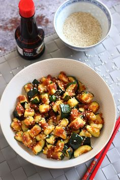 Kung Pao Chicken, Wok, Paleo, Food And Drink, Chinese, Sweets, Vegan, Dinner, Ethnic Recipes