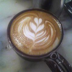 #coffee #latte #latteart #heart #tulip #espresso #coffeelife #philly #philadelphia #centercity