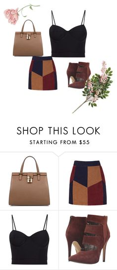 """Untitled #319"" by alaways-dreams ❤ liked on Polyvore featuring Dolce&Gabbana, LaMarque, Alexander Wang and Michael Antonio"