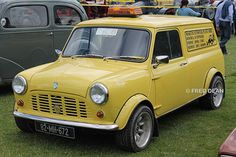 Austin Mini Van (82MH672). | Flickr - Photo Sharing!