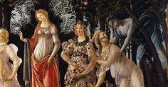 Iconografia dei fiori nei dipinti antichi