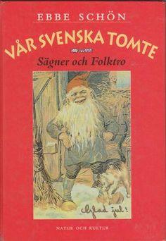 Omslagsbilde av Vår svenska tomte Reading, Cover, Books, Art, Culture, Art Background, Libros, Book, Kunst