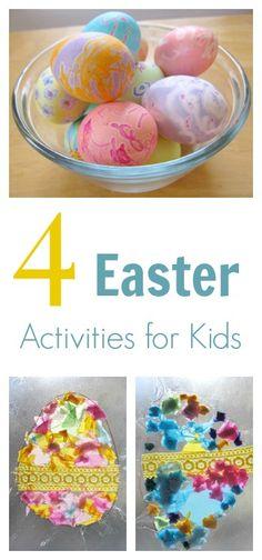 4 Fun Easter Activities for Kids