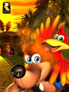 Banjo-Kazooie this sums up my childhood
