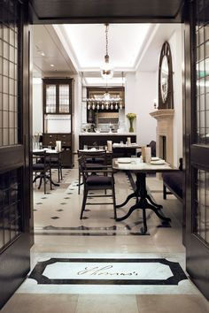 Has Burberry opened London's most stylish café?