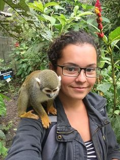 Spend time volunteering to help some of Ecaudor's cheekiest wildlife Gap Year, Monkeys, Ecuador, Wildlife, Rompers, Time Out, Monkey, Sabbatical Leave, At Sign