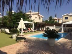 3 Bedroom Villa in Ayia Napa to rent from £630 pw, with a private pool. Also with wheelchair access, balcony/terrace, air con, TV and DVD.