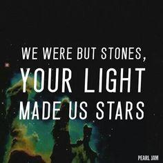Light years lyrics