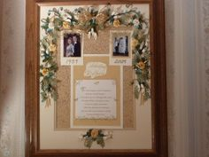 50th wedding anniversary gift ideas for aunt and uncle Wedding