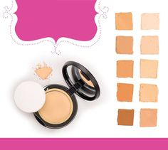 Flash sale pressed powder
