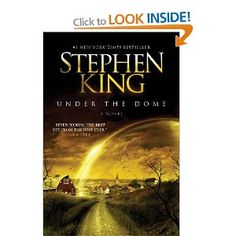 Under the Dome - Stephen King :)