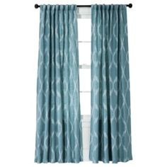 Threshold™ Jacquard Ikat Window Panel