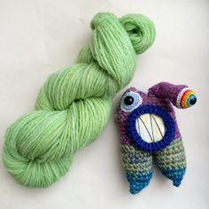 Art Doll. Crochet Amigurumi Inspiration
