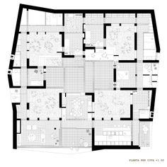 TEd'A arquitectes, Can Jaime i n'Isabelle, Palma - Mallorca, (2011-)