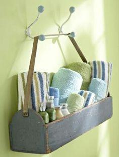 Ideaal! voor kleine badkamers