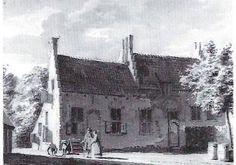 duitenhuis haagweg tekening uit 1729
