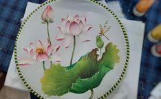 Rose Sketch, Japanese Art, Lotus, Clay, Drawings, Tableware, Fabric, Painting, Art