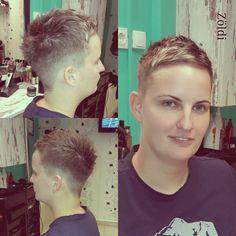 #zöldiszilvia #munkám #mywork #hajvágás #haircut