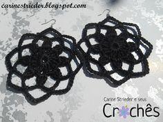 Carine Strieder e seus Crochês: Agosto 2015