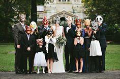 Quirky Cool Bronx Zoo Wedding