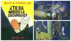 """libro infantil """"¿te da miedo la oscuridad?"""" (para el miedo a la oscuridad)"""
