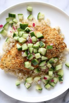 These Japanese inspired breaded chicken cutlets are like an Asian version of Italian Chicken Milanese. The Japanese Togarashi spice blend is combined with panko for a spicy, crisp coating.