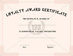 20 best appreciation certificate images certificate templates