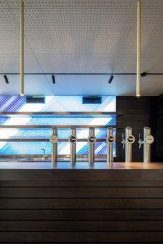 Corporate Interior Design, Hotels, Shops, Hospitality Design, Architecture Design, Desk, Furniture, Home Decor, Brewery