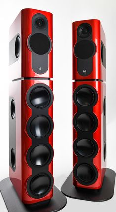 Audiophile Speakers, Speaker Amplifier, Tower Speakers, Hifi Audio, Stereo Speakers, Audio Design, Speaker Design, Home Theater Surround Sound, Sound Room