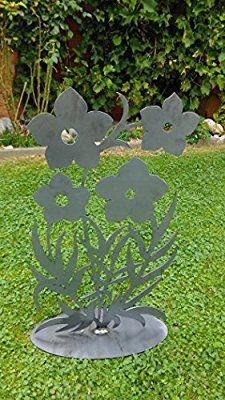 Metallblume Stepping Stones, Outdoor Decor, Home Decor, Projects, Flowers, Stair Risers, Decoration Home, Room Decor, Home Interior Design