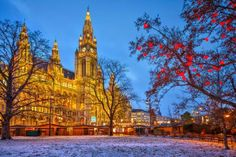 Vienna, the city with the world's highest quality of life