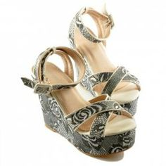 Cheap Black Gray Silver White Red Womens Sandals   Sammydress.com Page 13