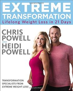 Extreme Transformation: Lifelong Weight Loss in 21 Days - http://www.books-howto.com/extreme-transformation-lifelong-weight-loss-in-21-days/