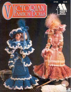VICTORIAN FASHION DOLLS - Daniela Muchut - Picasa Web Albums